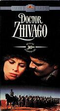 Doctor Zhivago (VHS, 2000) Geraldine Chaplin, Julie Christie (new, sealed)