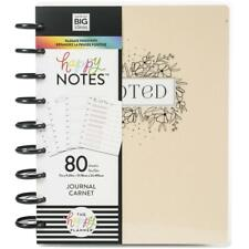 Happy Planner Classic Guided Journal Journaling Notebook 80 Sheets Noted