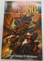 Inferno! Magazine Who Mourns A Necromance No.17 103114R1