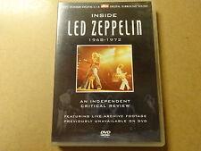 MUSIC DVD / LED ZEPPELIN: INSIDE 1968 - 1972