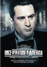 Once Upon a Time in America (DVD, 2014, 2-Disc Set, Extended Directors Cut) NEW!