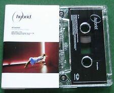 Hybrid If I Survive ft Julee Cruise Cassette Tape Single - TESTED