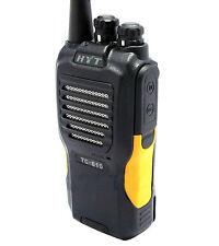 6 PCS Original Genuine HYT Hytera  Two Way Radio TC-610 UHF 450-470MHz Portable