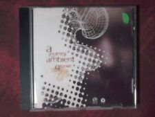 COMPILATION - A JOURNEY INTO AMBIENT GROOVE (1996). CD