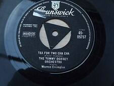 Tommy Dorsey : Tea For Two Cha Cha - My Baby Who Cares For Me : 45-05757