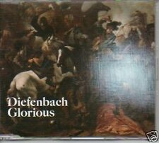 (O866) Diefenbach, Glorious - DJ CD