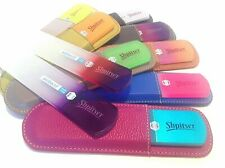 Shpitser Antibactif® Bohemian Crystal Dual Texture Pedicure Bar 6mm in Leather c