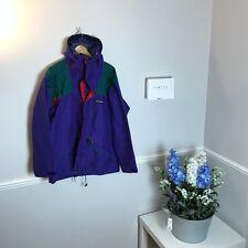 Berghaus Alpin Extrem Gore-tex GB Made Vintage Jacket Purple Medium Mera Trango