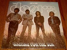 THE DOORS WAITING FOR THE SUN EARLY PRESSING VINYL LP STILL FACTORY SEALED!