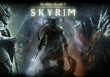The Elder Scrolls V: Skyrim Europe Region Game Key (Steam)