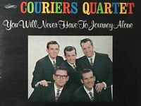 COURIERS QUARTET You Will Never Have To Journey Alone NM 1963 LP+bonus CD TESTED