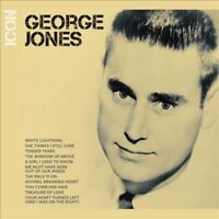 Icon, Vol. 1 by George Jones (CD, 2013, Capitol)