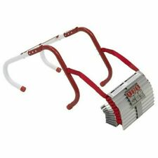 Kidde 468093 Kl-2s Two-story Fire Escape Ladder With Anti-slip Rungs 13-foot