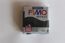 Fimo Modelliermasse FIMO® soft, Effekt pearl schwarz