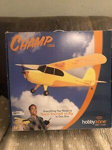 Hobby Zone Champ RTF Airplane Look