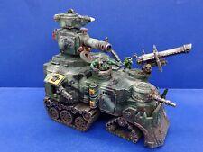 Kampfpanzer / Battlewagon der Space Orks UMBAU TOP BEMALT 1