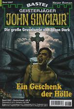 JOHN SINCLAIR Nr. 2088 - Rache aus dem Totenreich - Rafael Marques - NEU
