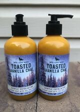 Bath Body Works Toasted Vanilla Chai Exfoliating Hand Soap wash tea tree oil