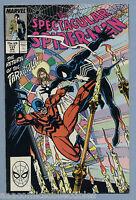 Spectacular Spider-Man #137 1988 Tarantula Gerry Conway Sal Buscema Marvel v