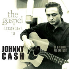 JOHNNY CASH * 31 Sacred Songs *Gospel Music* Hymns & Religious Favorites* New CD