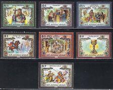 St Vincent - Beautiful Mnh Legend of King Arthur Stamps.84n.A 19 03 03