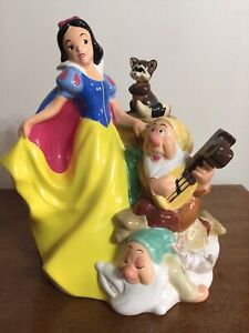 Disney Snow White And The Seven Dwarfs Teapot Treasure Craft