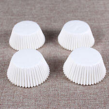 200pcs white cupcake paper cases cupcake paper cups for bakeware cake tools