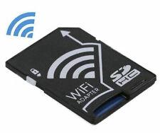 Wireless WiFi Micro SD TF Flash SDHC Memory Card Camera Adapter for Canon Camera