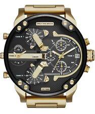 Diesel Mr. Daddy 2.0 DZ7333 Herren Uhren Gold