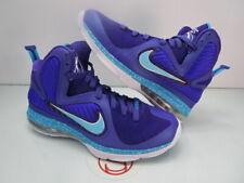 DS 2012 Nike Lebron 9 SUMMIT LAKE HORNETS 7.5
