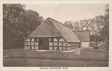 AK Husum - Ostenfelder Haus - Postkartenvereinigung Nr. 20