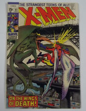 X-Men #61 (1st Print) 8.0 VF Marvel Comics