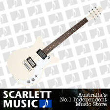 Danelectro '59X Double Cutaway Electric Guitar in Cream - w/ 12 Months Warranty.