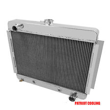 1970-1978 Dodge B-Series Ram Vans 2 Row CHAMPION Aluminum Radiator