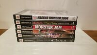 Lot Of 6 Playstation 2 Games