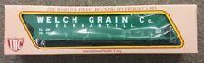 Older IHC HO RTR Covered Hopper Grain Car Welch Grain Co. # 35265 NIB