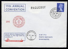 Space Used Great Britain Stamp Covers