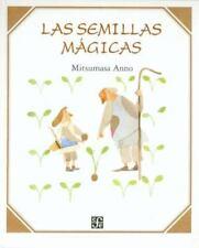 Las semillas mágicas (Los Especiales De Ciencia) (Spanish Edition)