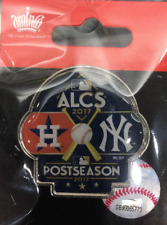 2017 HOUSTON ASTROS VS NEW YORK YANKEES ALCS PIN IN STOCK
