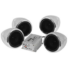 BOSS Audio MC470B 1K Watt Waterproof All Terrain Bluetooth Speaker/Amplifier