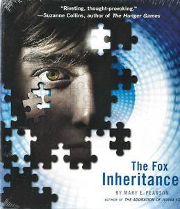 Audio book - The Fox Inheritance by Mary E. Pearson   -    CD