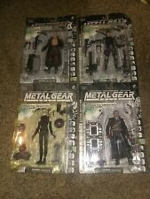 Metal Gear Solid Lot Of 4