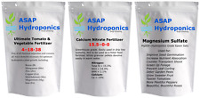 Hydroponics Tomato and Vegetable Fertilizer Complete Package (5 pounds)
