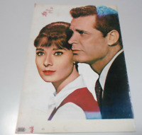 THE CHILDREN'S HOUR 1961 Audrey Hepburn Shirley MacLaine James Garner Miriam Hop