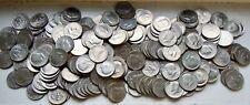 $125 (12 + 1/2 ROLLS) LOT OF 250 1971-1999 KENNEDY COPPER-CLAD HALF DOLLAR CIRC