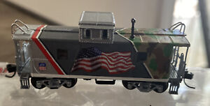 n scale Atlas custom painted UP Union Pacific 1943 The Spirit cupola caboose