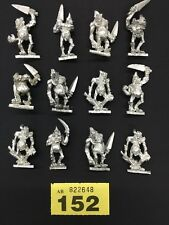 Warhammer Age of Sigmar Chaos Reich of Chaos Plaguebearers of Nurgle 2001 Metall