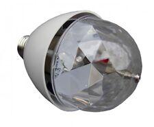 RGB LED E27 Glühlampe Glühbirne Kristall Magic Ball Party Keller Disco Effekt DJ