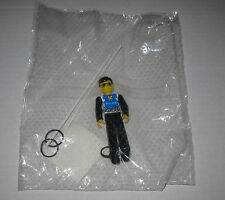 Lego Technic Police Officer Figure - Still Sealed Original Bag Minifig Person