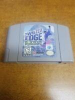 Twisted Edge Extreme Snowboarding (Nintendo 64, 1998)